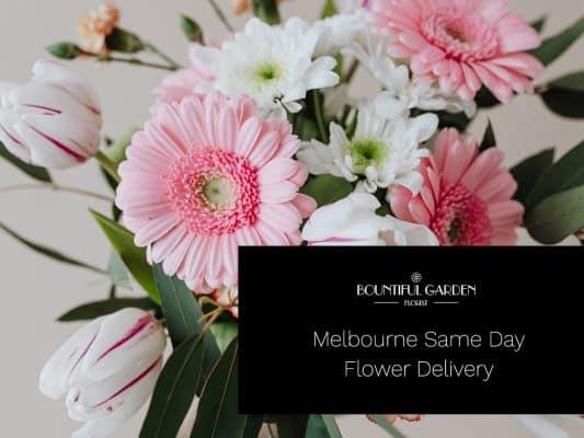Melbourne Same Day Flower Delivery